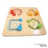 Andreu Csúsztató játék - Geometriai formák