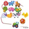 Andreu Fűzős játék - A farm (kartonalap nélkül)