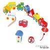 Andreu Fűzős játék - A közlekedés