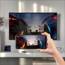Android H96 MAX Mini PC TV Box médialejátszó műholdas beltéri egység