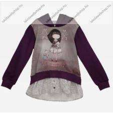 Anekke gyermek kapucnis pulóver, 5-6 év (RH6147) gyerek pulóver, kardigán