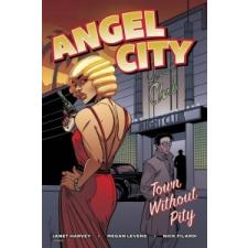 ANGEL CITY – Janet Harvey idegen nyelvű könyv