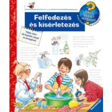 Angela Weinhold FELFEDEZÉS ÉS KÍSÉRLETEZÉS - MIT? MIÉRT? HOGYAN? gyermek- és ifjúsági könyv