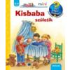 Angela Weinhold Kisbaba születik
