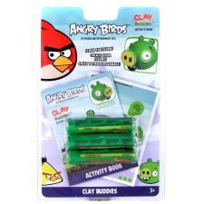 Angry Birds: Gyurma madár készítő szett - malac ajándéktárgy