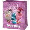 AngryBirds Dísztasak exkluzív italos lila ANGRY BIRDS