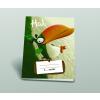 AngryBirds Füzet (16-32) A5 2.o. Angry Birds MOVIE BOYS Hal20db/csom