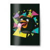 AngryBirds Füzet (86-32) A4 HANGJEGY Angry Birds Classic <20db/csom>