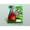 AngryBirds Füzet (87-32) A4 KOCKÁS AngryBirds MOVIE 20db/csom