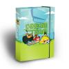 AngryBirds Füzetbox A5 Angry Birds Dream Team