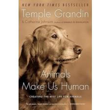 Animals Make Us Human – Temple Grandin idegen nyelvű könyv