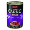 Animonda GranCarno Adult konzerv, marha és bárány 24 x 400 g