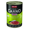 Animonda GranCarno Adult konzerv, nyúl és zöldfűszerek 24 x 800 g