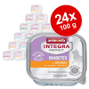 Animonda Integra Protect Adult Diabetes tálcás 24 x 100 g - Lazac