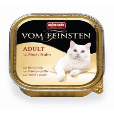 Animonda Vom Feinsten Classic Cat Marha Csirke 100g kutyaeledel