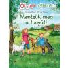Annette Moser, Marina Krämer MOSER, ANNETTE - MENTSÜK MEG A TANYÁT! - OLVASS VELEM!