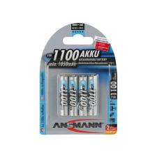 Ansmann Micro AAA - 4db tölthető elem AAA NiMH1,2V/1050mAh ceruzaelem