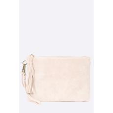 ANSWEAR Bőr kézitáska BOHO BANDIT - rózsaszín