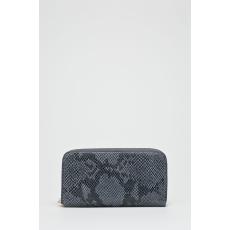ANSWEAR - Bőr pénztárca - kék - 1352985-kék