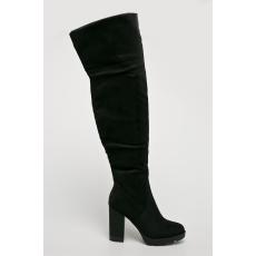 ANSWEAR - Csizma Super Woman - fekete - 1502132-fekete