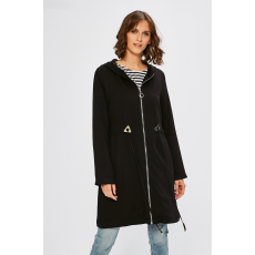 ANSWEAR - Kapucnis kabát - fekete