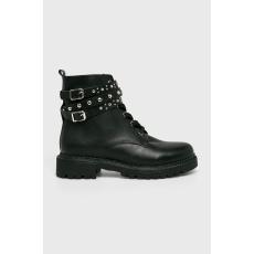 ANSWEAR - Magasszárú cipő - fekete - 1507836-fekete