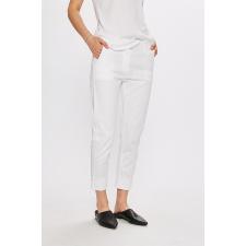 ANSWEAR - Nadrág Garden of  Dreams - fehér női nadrág