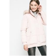 ANSWEAR - Rövid kabát Blossom Mood - pasztell rózsaszín - 1019132-pasztell rózsaszín