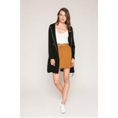ANSWEAR - Rövid kabát - fekete