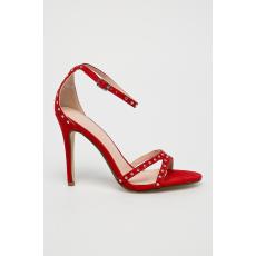 ANSWEAR - Szandál Ideal Shoes - piros - 1341522-piros