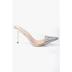 ANSWEAR - Tűsarkú cipő Bellucci - ezüst - 1297563-ezüst
