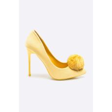ANSWEAR - Tűsarkú cipő Chc-Shoes - sárga - 1268113-sárga