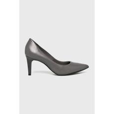 ANSWEAR - Tűsarkú cipő Heritage - szürke - 1441991-szürke