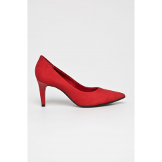 ANSWEAR - Tűsarkú cipő - piros - 1444163-piros