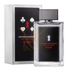 Antonio Banderas The Secret Game Eau De Toilette 100 ml parfüm és kölni