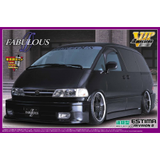 AOSHIMA - Fabulous Tcr Estima Late Ver. (Toyota) rc autó