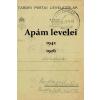 - APÁM LEVELEI 1942, 1926