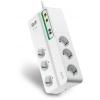 APC Home/Office SurgeArrest PMH63VT-FR, 6 csatlakozóval, telefonvonal védelemmel és koaxiális vonal véde