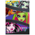 Apis Monster High: négyzetrácsos füzet - A5, 27-32
