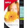 """APLI A4 180 g """"Everyday"""" tintasugaras fényes fotópapír (100 lap)"""
