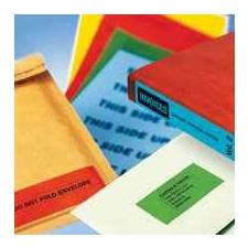 APLI Etikett, 25x40 mm, kézzel írható, színes, APLI, zöld, 128 etikett/csomag etikett