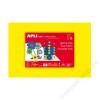 APLI Moosgumi, 400x600 mm, APLI Eva Sheets, sárga (LCA12760)
