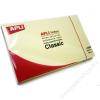 APLI Öntapadó jegyzettömb, 125x75 mm, 100 lap, APLI, sárga (LNP10976)