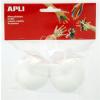 """APLI Styropor gömb, 60 mm, APLI """"Creative"""""""