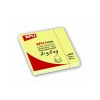 APLI Z öntapadó jegyzettömb, 75x75, sárga