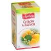 Apotheke gyömbéres citrom tea - 20 filter