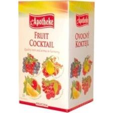 Apotheke Gyümölcskoktél tea 20 filter tea