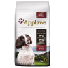Applaws 2x15kg Applaws Adult Small & Medium Breed csirke & bárány száraz kutyatáp