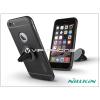 Apple Apple iPhone 6 Plus/6S Plus hátlap szellőzőrácsba illeszthető mágneses autós tartóval - Nillkin Car Holder - fekete
