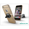 Apple Apple iPhone 6 Plus/6S Plus hátlap szellőzőrácsba illeszthető mágneses autós tartóval - Nillkin Car Holder - golden
